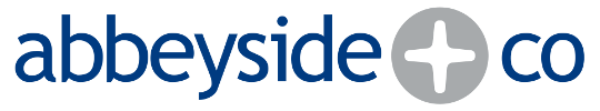 Abbeyside & Co Mobile Retina Logo