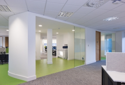 VMware Cork office
